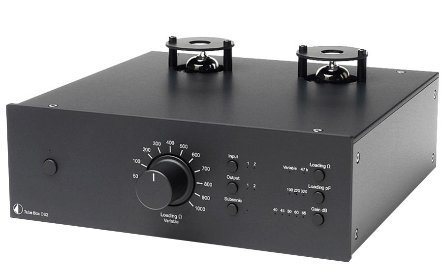 Pro-Ject Tube Box DS2 - 23764