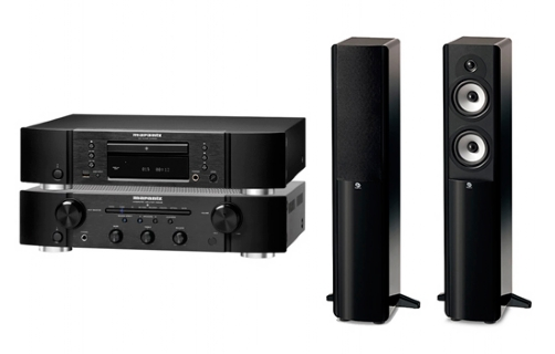 Marantz PM6006 + CD6006 + A250 - 23806