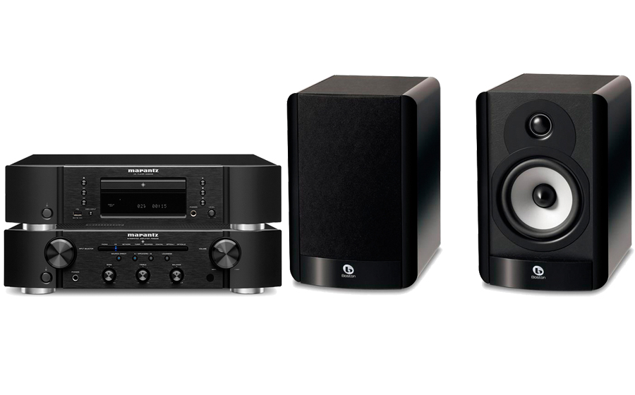 Marantz PM6006 + CD6006 + A26 - 23807