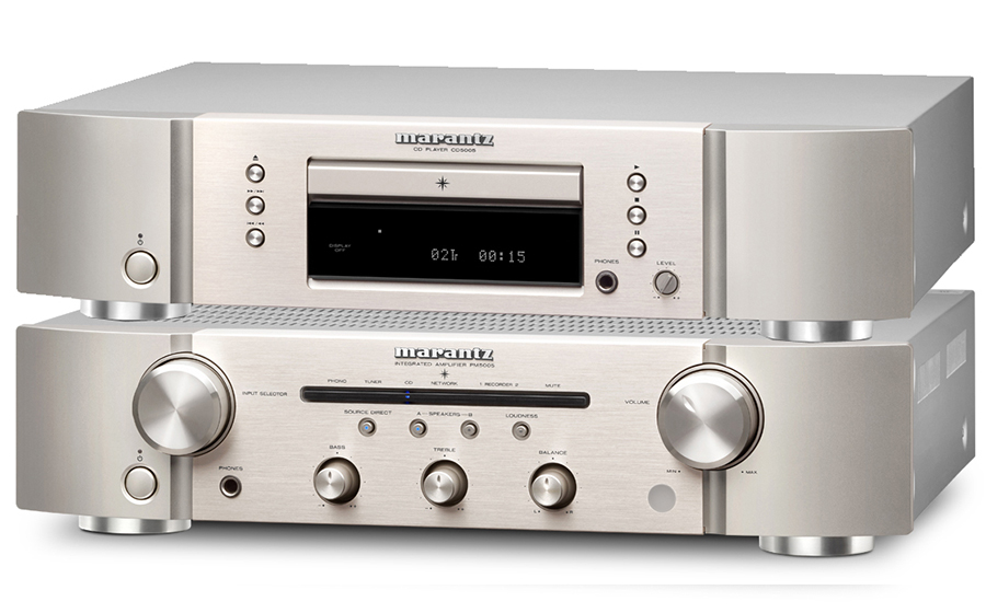 Marantz PM5005 + CD5005 - 23818