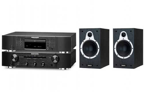 Marantz PM5005 + CD5005 + Eclipse One - 23819