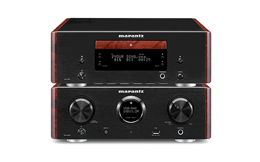 Marantz HD-CD1 + HD-AMP1 - 23822