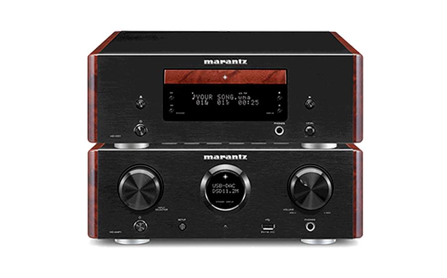 Marantz HD-CD1 + HD-AMP1 - 23822