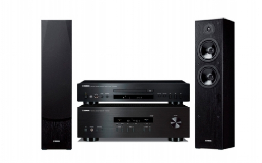Yamaha R-S202D+NS-F51+CD-S300 - 23843