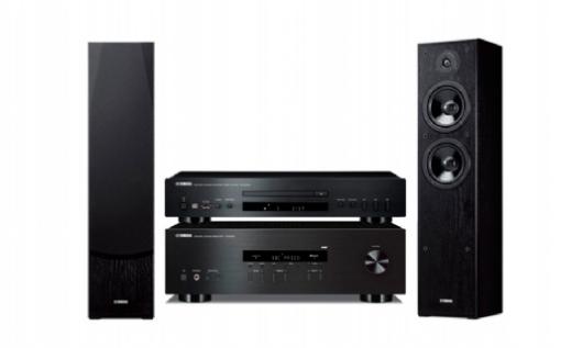 Yamaha R-S202D+NS-F51+CD-S300 - 23843