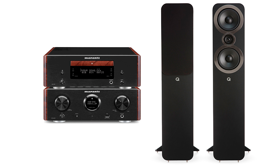 Marantz HD-CD1 + HD-AMP1 + 3050 - 23845