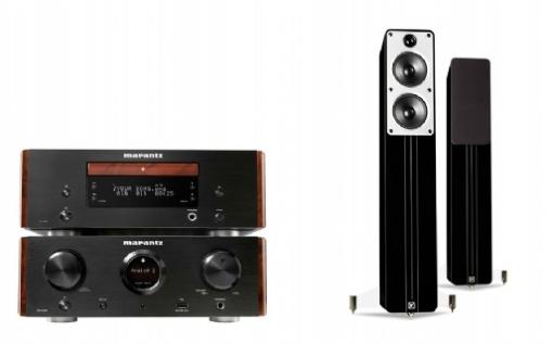 Marantz HD-CD1 + HD-AMP1 + Concept 40 - 23847