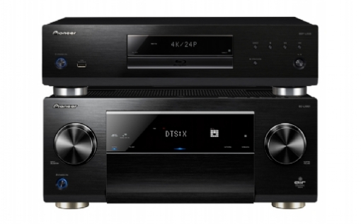 Pioneer SC-LX801 + BDP-LX58 - 23955