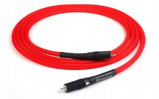The Chord Company Shawline Analogue subwoofer cable - 24016