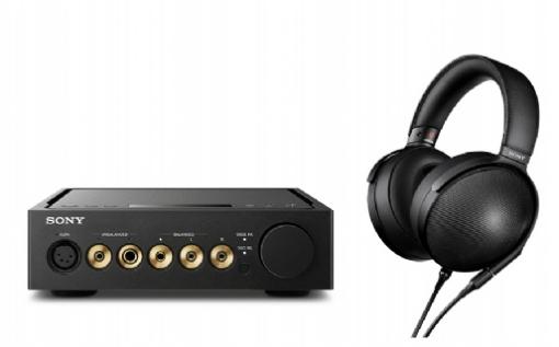 Sony MDR-Z1R + TA-ZH1ES - 24031