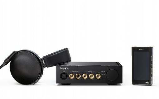 Sony MDR-Z1R + TA-ZH1ES + NW-WM1A - 24032