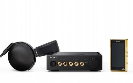 Sony MDR-Z1R + TA-ZH1ES + NW-WM1Z - 24033