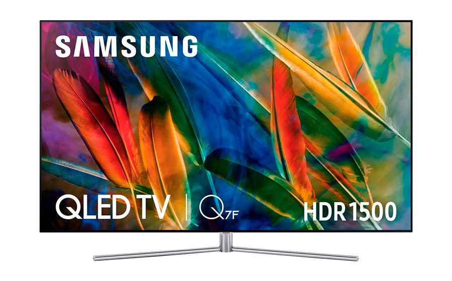 Samsung QE55Q7F - 24138