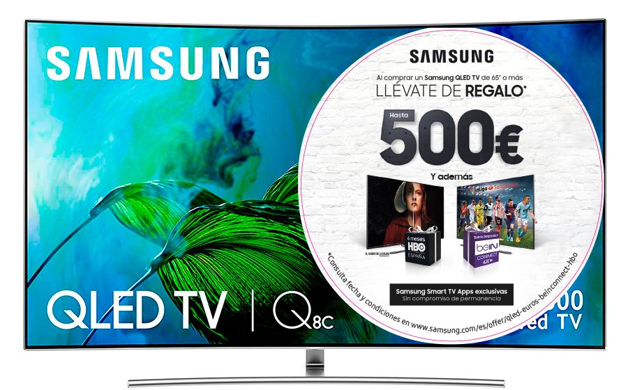 Samsung QE65Q8C - 24143