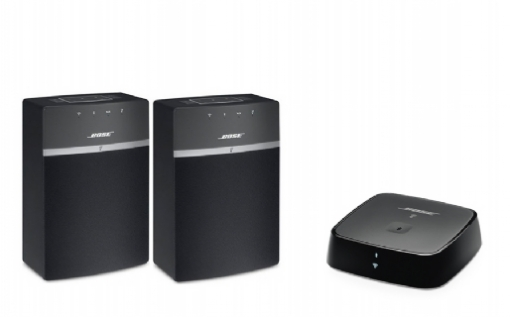 Bose SoundTouch 10 Twin + SoundTouch Wireless Link - 24161