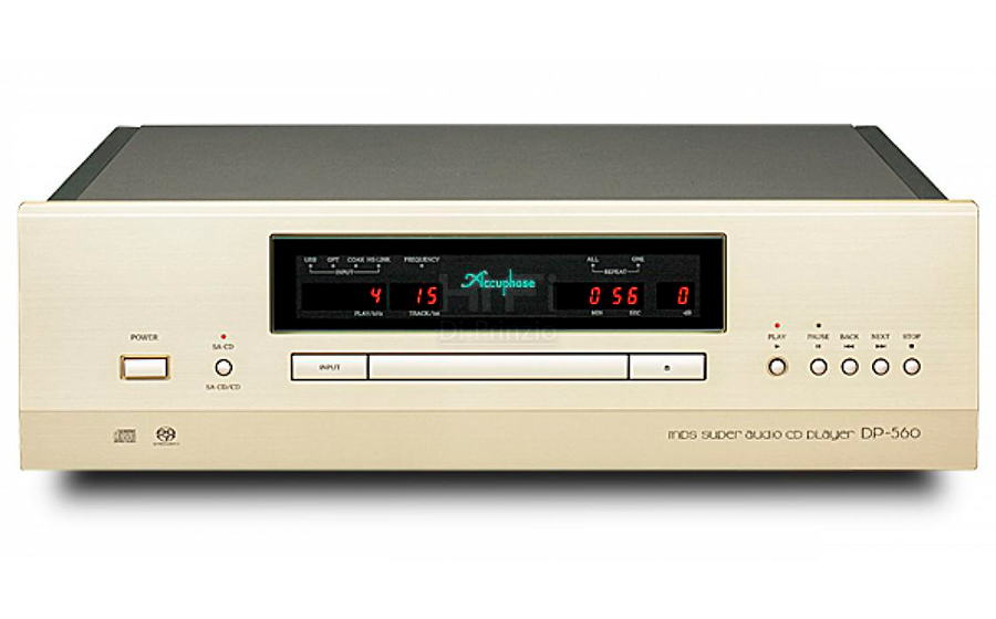 Accuphase Japan DP-560 - 24196