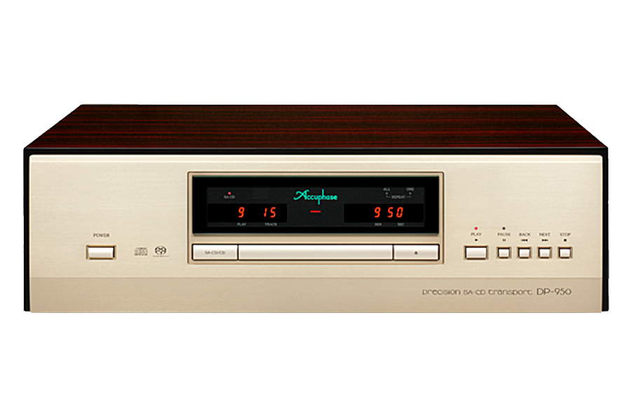 Accuphase Japan DP-950 - 24198