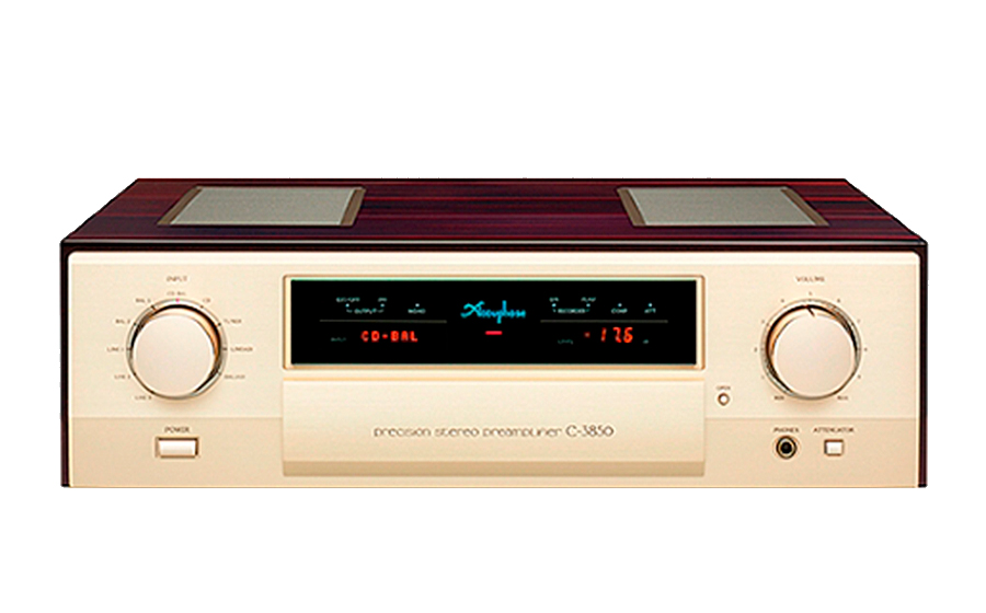 Accuphase Japan C-3850 - 24199