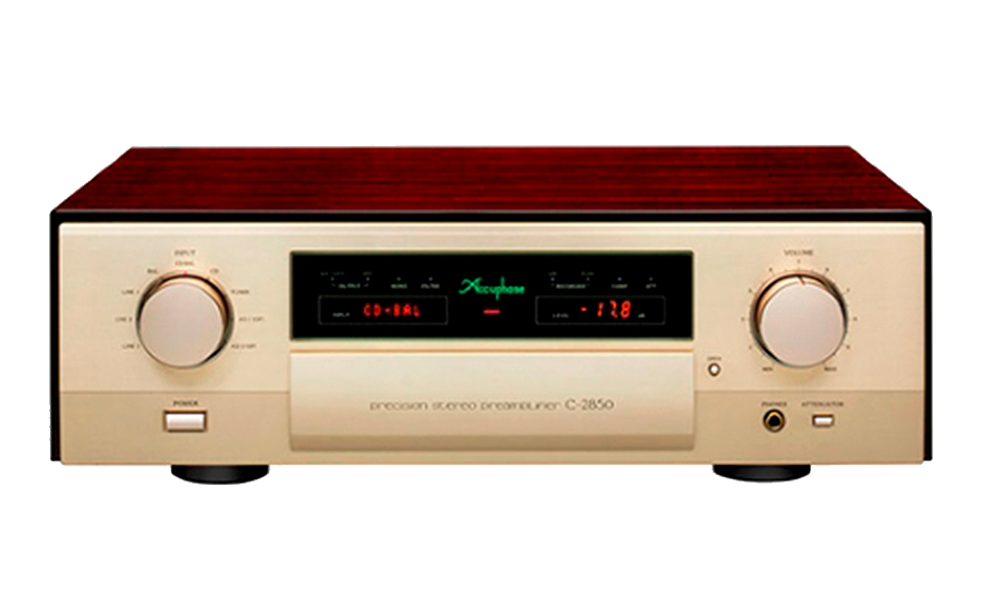 Accuphase Japan C-2850 - 24200