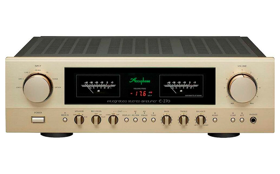 Accuphase Japan E-270 - 24218