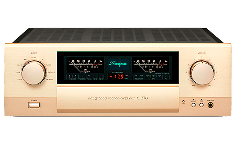 Accuphase Japan E-370 - 24219