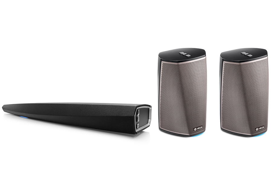 Heos by Denon BAR + Heos 1 Duo - 24229