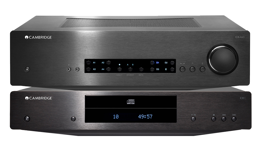 Cambridge Audio CXA60 + CXC - 24364