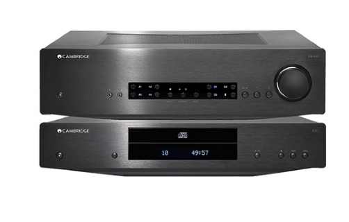 Cambridge Audio CXA80 + CXC - 24365