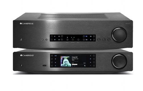 Cambridge Audio CXA60 + CXN - 24366