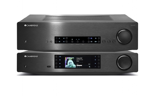 Cambridge Audio CXA80 + CXN V2 - 24367