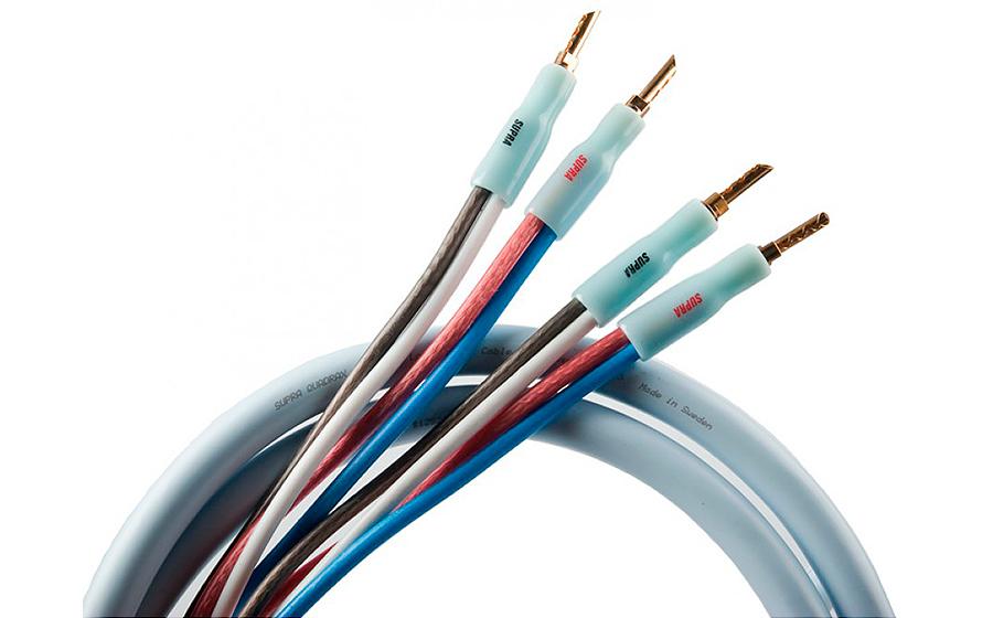 Supra Cables Quadrax 2x4.0 Combicon - 24497
