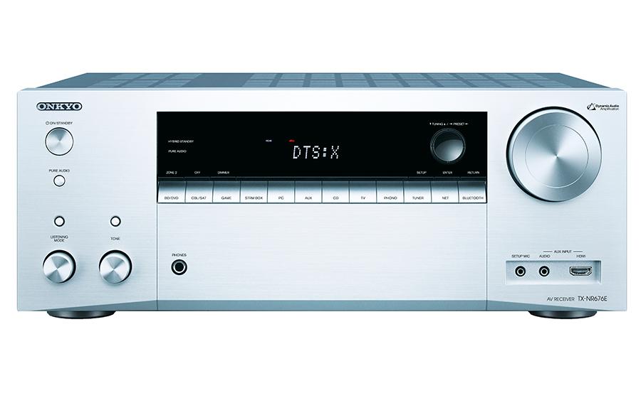 Onkyo TX-NR676 - 24511