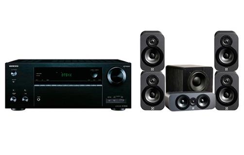 Onkyo TX-NR676 + 3000 CP + PB1000 - 24551