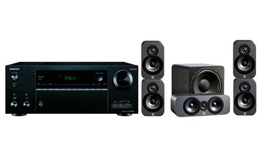 Onkyo TX-NR676 + 3000 CP + SB1000 - 24552