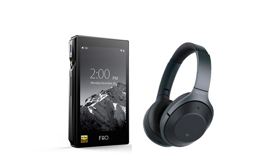 Fiio MDR-1000X + X5 III - 24705