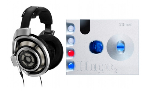 Chord Electronics Hugo 2 + HD800 - 24881