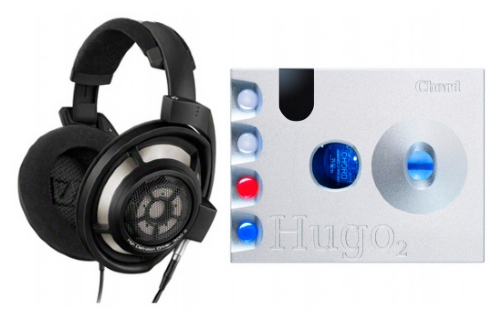 Chord Electronics Hugo 2 + HD800S - 24882