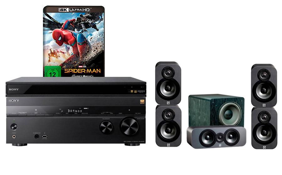 Sony STR-DN1080 + UBP-X800 + 3000 CP + PB-2000 - 24891