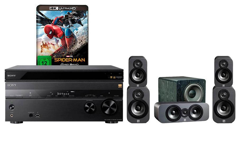 Sony STR-DN1080 + UBP-X800 + 3020 CP + PB-2000 - 24892
