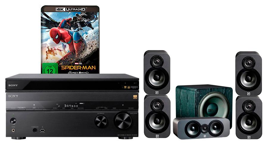 Sony STR-DN1080 + UBP-X800 + 3000 CP + SB-2000 - 24899