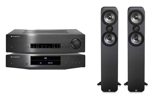 Cambridge Audio CXA60 + CXC + 3050 - 24919