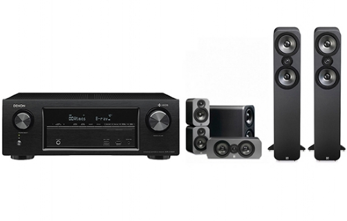 Denon AVR-X1400 + 3050 Cinema Pack - 24950
