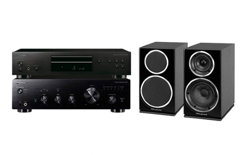 Pioneer A-30 + PD-30AE + Diamond 225 - 24983