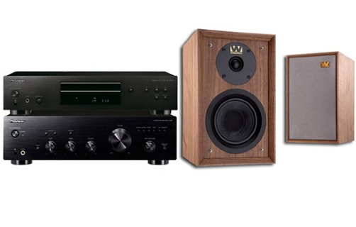 Pioneer A-30 + PD-30AE + Denton 80th Anniversary - 24986