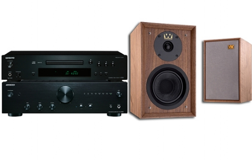 Onkyo A-9010 + C-7030 + Denton 80th Anniversary - 25020