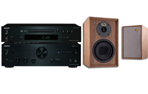 Onkyo A-9030 + C-7030 + Denton 80th Anniversary - 25033