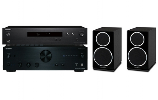 Onkyo A-9030 + NS-6130 + Diamond 220 - 25043