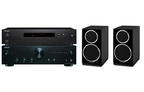 Onkyo A-9010 + NS-6130 + Diamond 220 - 25044