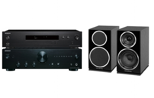 Onkyo A-9010 + NS-6130 + Diamond 225 - 25045