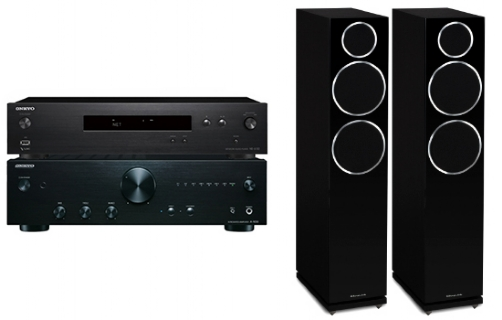 Onkyo A-9010 + NS-6130 + Diamond 230 - 25046